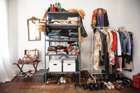 Small Space Hacks Closet 2