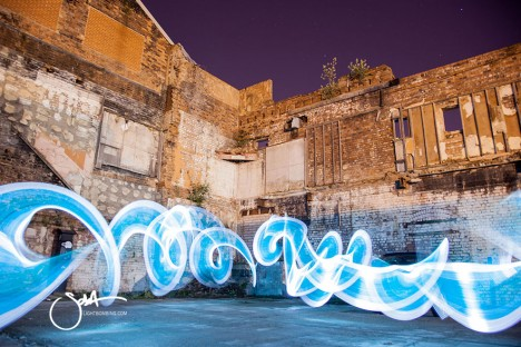 Sola Light Graffiti 1