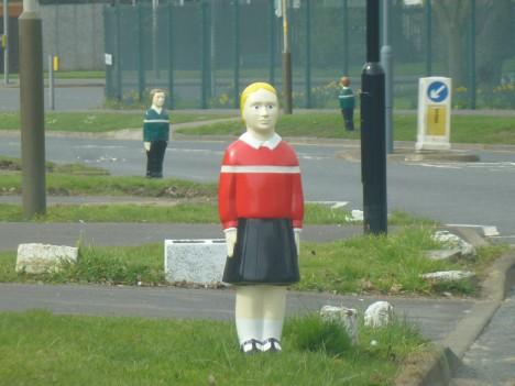 Traffic Bollards Leicester 1