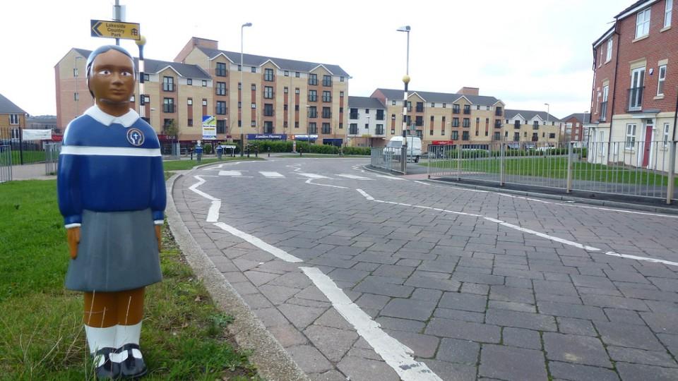 Traffic Bollards Leicester 2