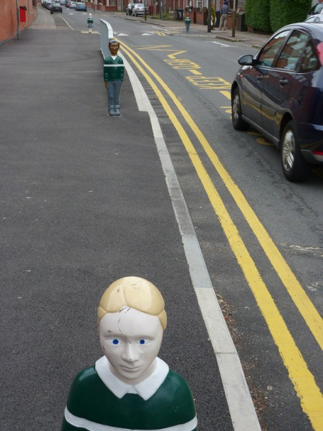 Traffic Bollards Leicester 3