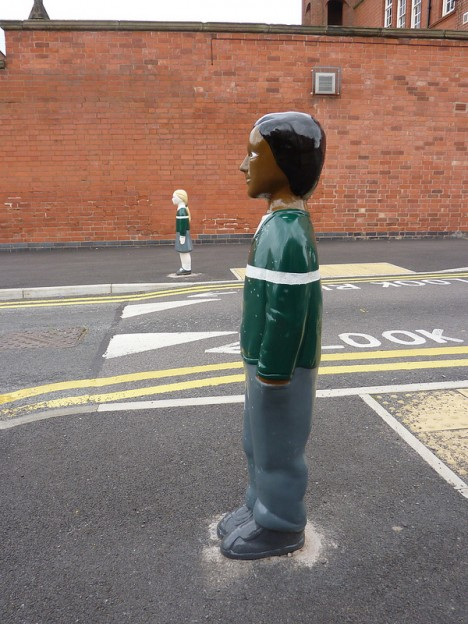 Traffic Bollards Leicester 5