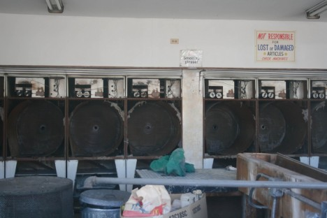 All Washed Up 11 Abandoned Coin Laundries Amp Laundromats