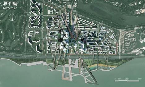 cloud city site plan