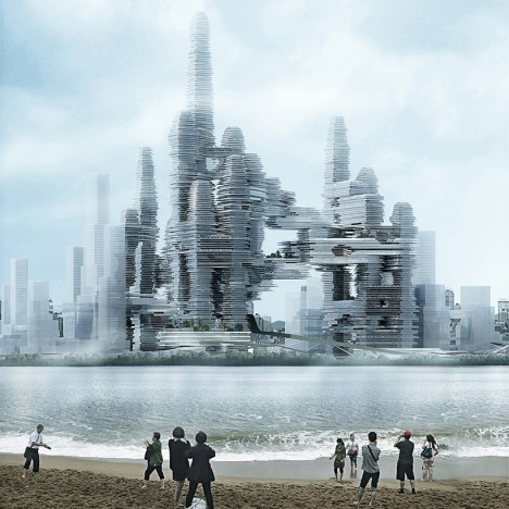 cloud city winning design