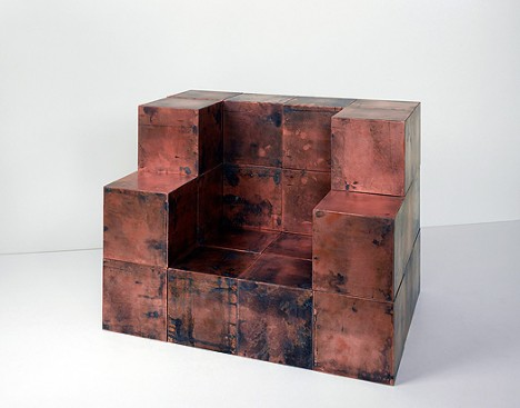cube box chair design