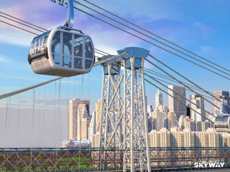 east river skyway design