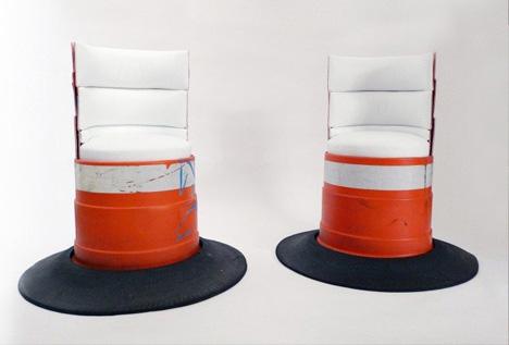 safety barrel traffic cones