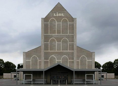 super market church