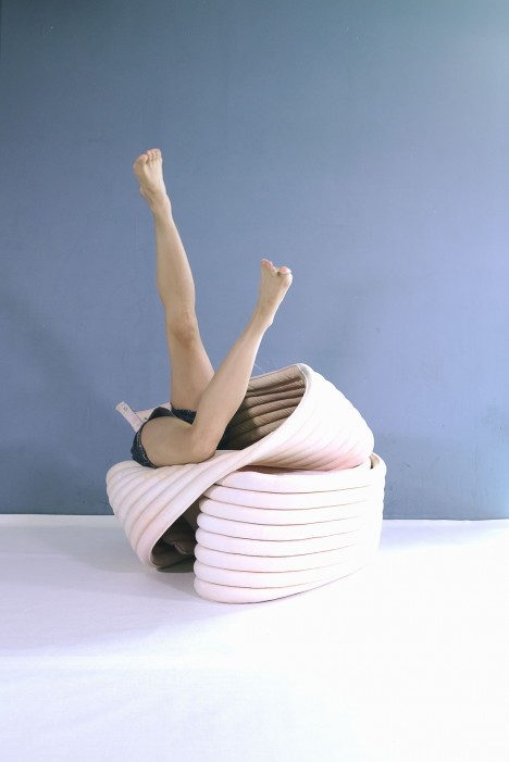the body chair design