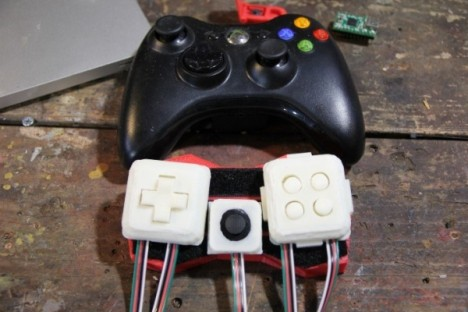 3D Printing Disabilities Game Controller