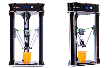 3d printer delta machine