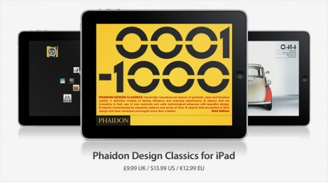 Architect Apps PHaidon Design Classics