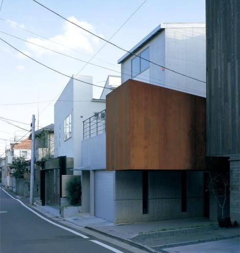 Balancing Buildings Niizeki 2
