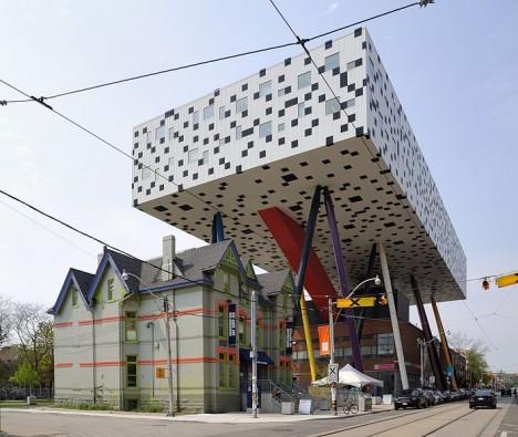 Balancing Buildings OCAD 1