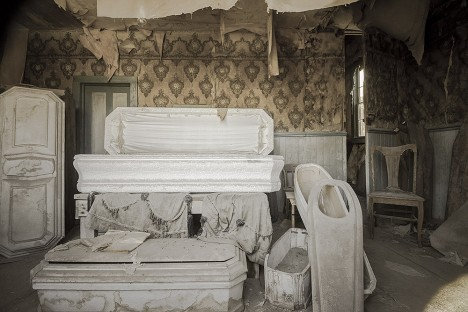 Bodie ghost town funeral parlor 2