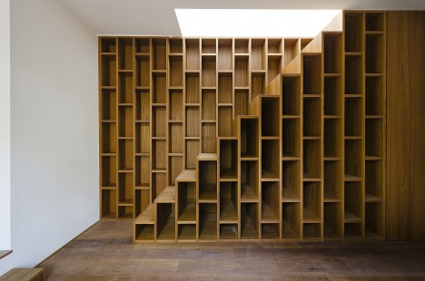 Ultra-Compact Stairs: 12 Next-Level Space-Saving Designs | Urbanist
