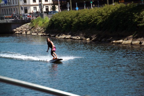 Electric wakeboard 2