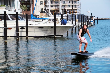 Electric wakeboard 4