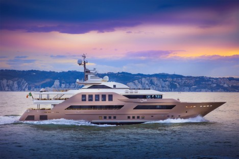 Floating Garage Mega Yacht 7
