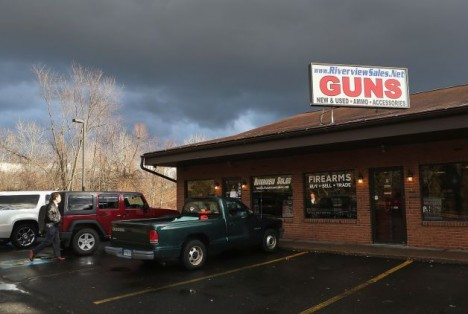 Riverview Gun Sales closed 2