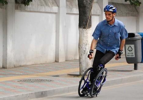 Urban Commuting Chariot Skates 2