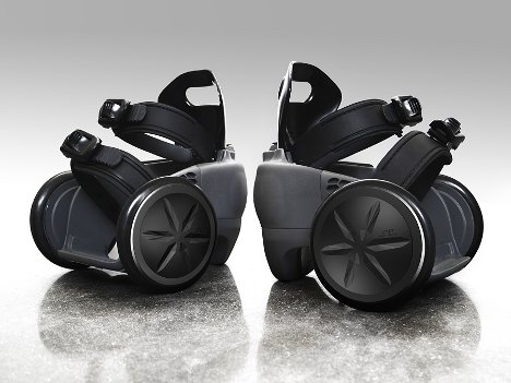 Urban Commuting Motorized Skates 1