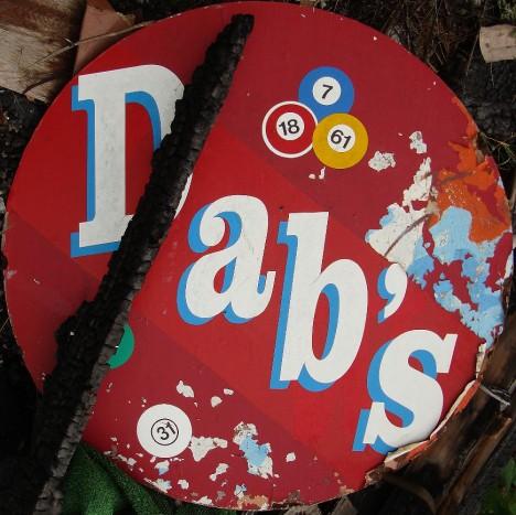 abandoned Dabs bingo hall 2