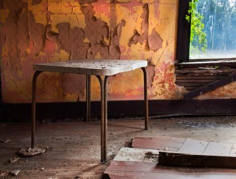 abandoned Miller's Funeral Home Little Rock Arkansas 1
