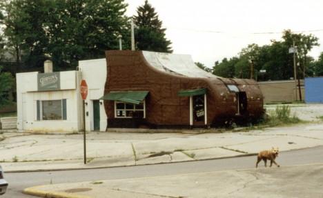 abandoned shoe repair Springfield Ohio