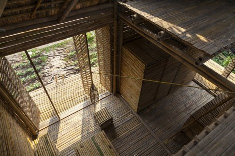 amphibious architecture affordable bamboo house 2
