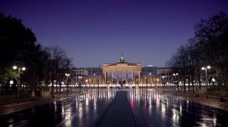 berlin wall art project
