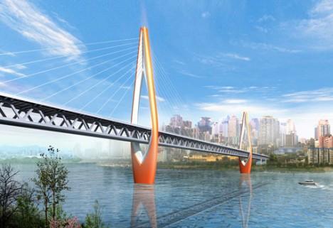 bridges river china