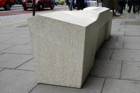 camden bench public design