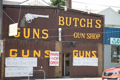 closed Butch's Guns 2