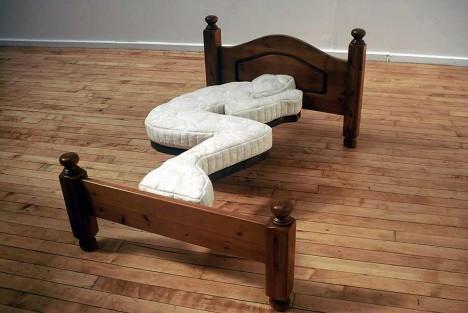 dominic wilcox sleeping bed