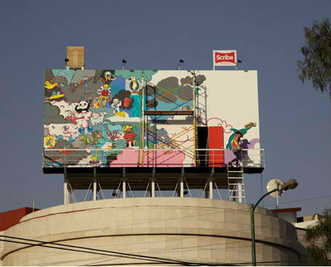 guerilla housing billboard 1