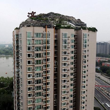 guerilla housing stone mountain china