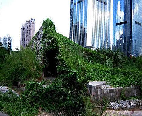 guerrilla housing taiwan