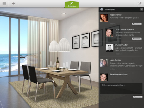 Apps for architects 12 handy digital tools for home for Interior design web app