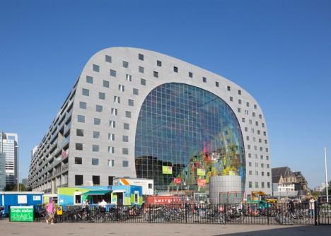 market hall urban context