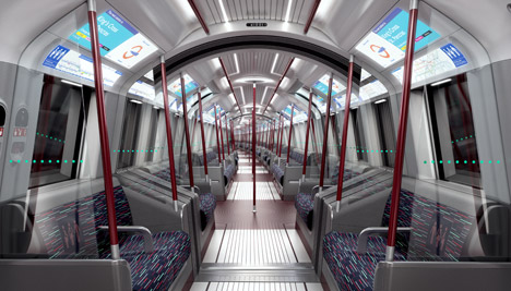 new tube continuous interior