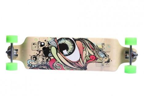 snap skateboard