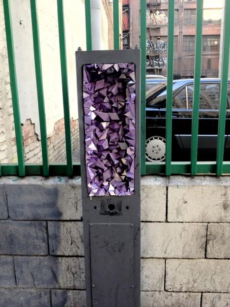 subtle street art geodes 2