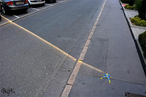 subtle street art oakoak2