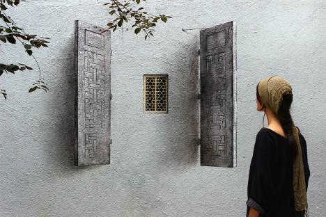 subtle street art pejac windows 1