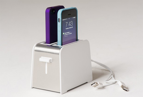toaster charger 1