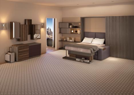 transforming hotel 3 pieces