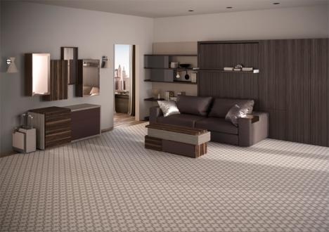 transforming hotel furniture series