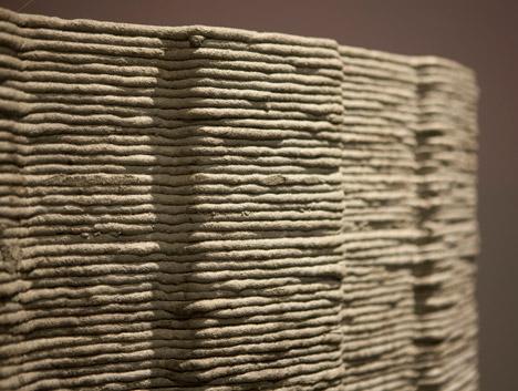 3d printing concrete architecture